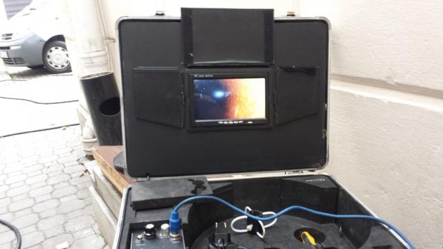 Video inspekcja kanalizacji, przegląd instalacji kanalizacyjnej, monitoring tv, przegląd rury